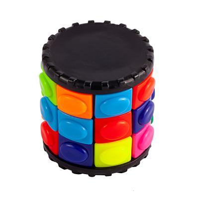 BLOCKY puzzle, mix