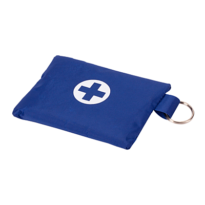FIRST AID first aid kit, blue