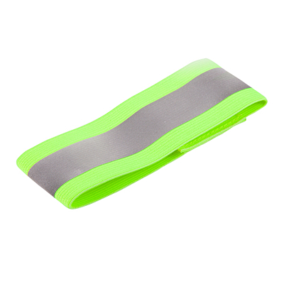SEEME reflective armband, yellow
