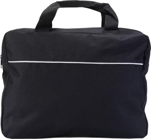 Polyester (600D) document bag