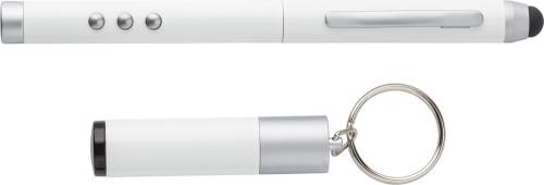ABS 4-in-1 pen