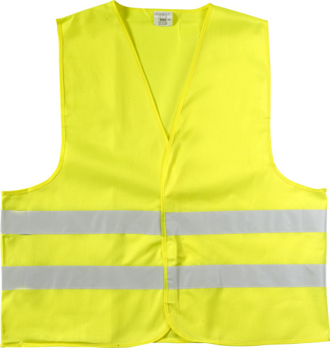Polyester (150D) safety jacket