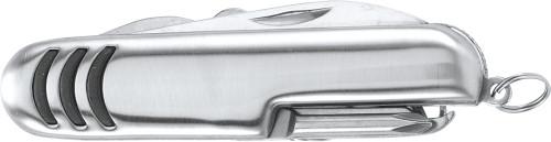 Stainless steel pocket knife