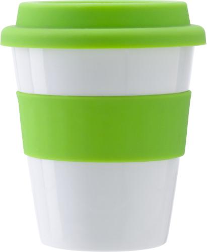 PP plastic drinking mug
