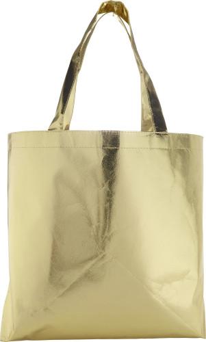 Nonwoven (80 gr/m²) laminated shopping bag