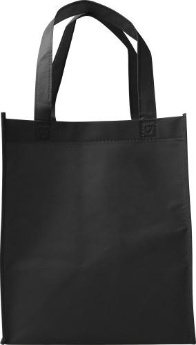 Nonwoven (80 gr/m²) shopping bag.