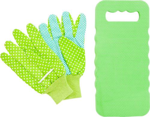 EVA knee cushion and gloves