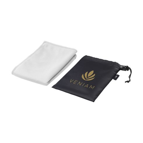 CoolDown RPET sports cooling towel