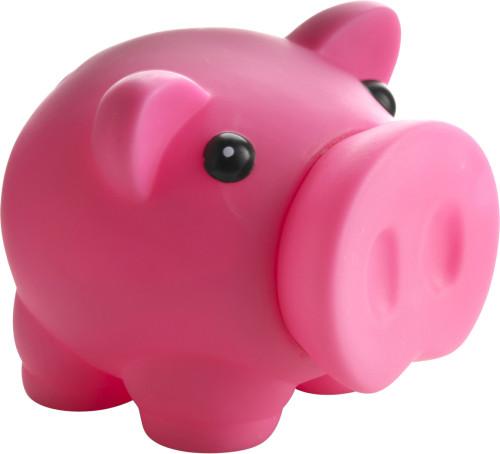 PVC piggy bank