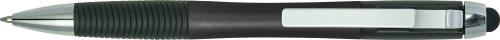 ABS and aluminium 4-in-1 pen