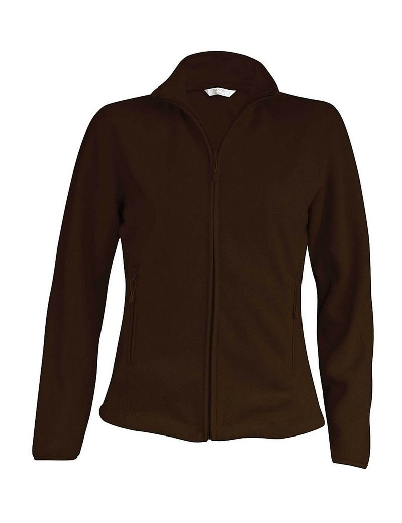 MAUREEN - LADIES' MICRO FLEECE JACKET