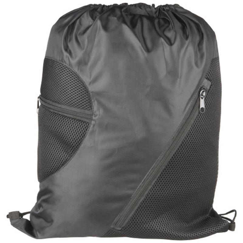 Kick mesh drawstring backpack