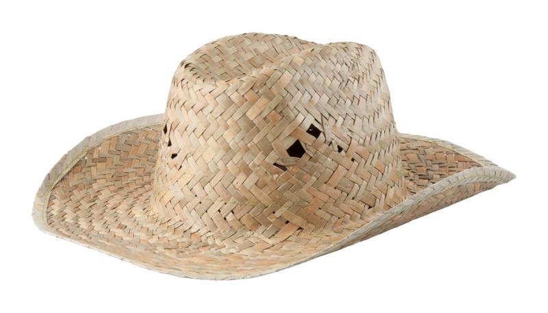 Bull straw hat