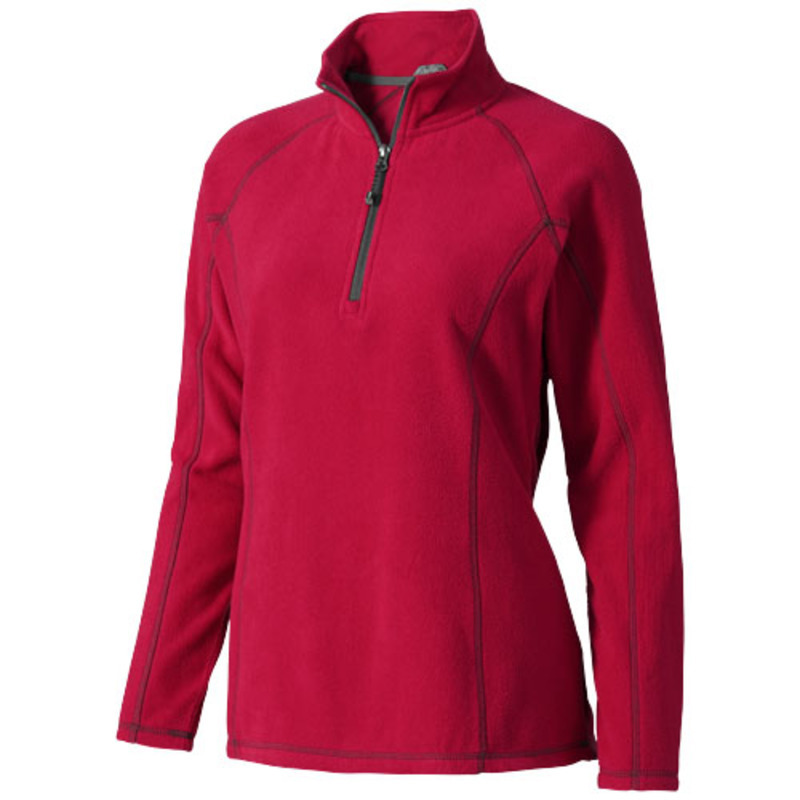 Bowlen polyfleece quarter zip ladies