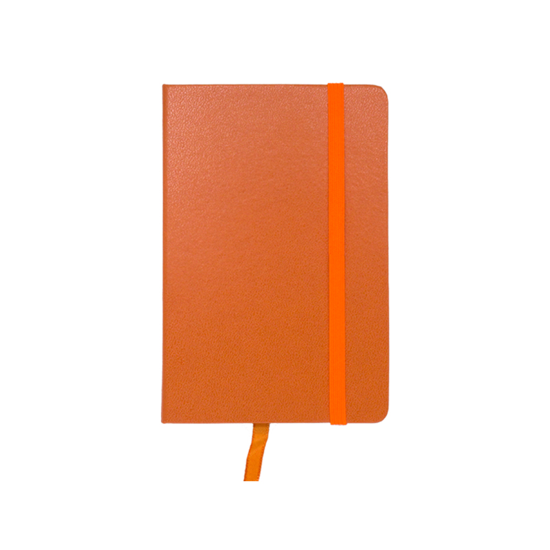 NOTES PRATIK S ORANGE, 9,5 x 14 cm