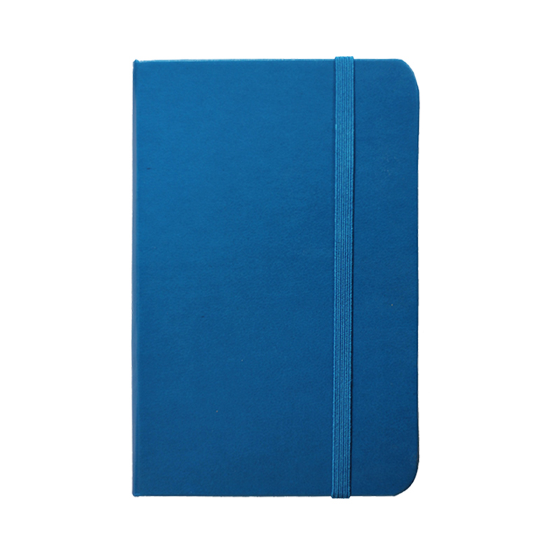 NOTES PRATIK M BLU ROYAL, 13 x 21 cm