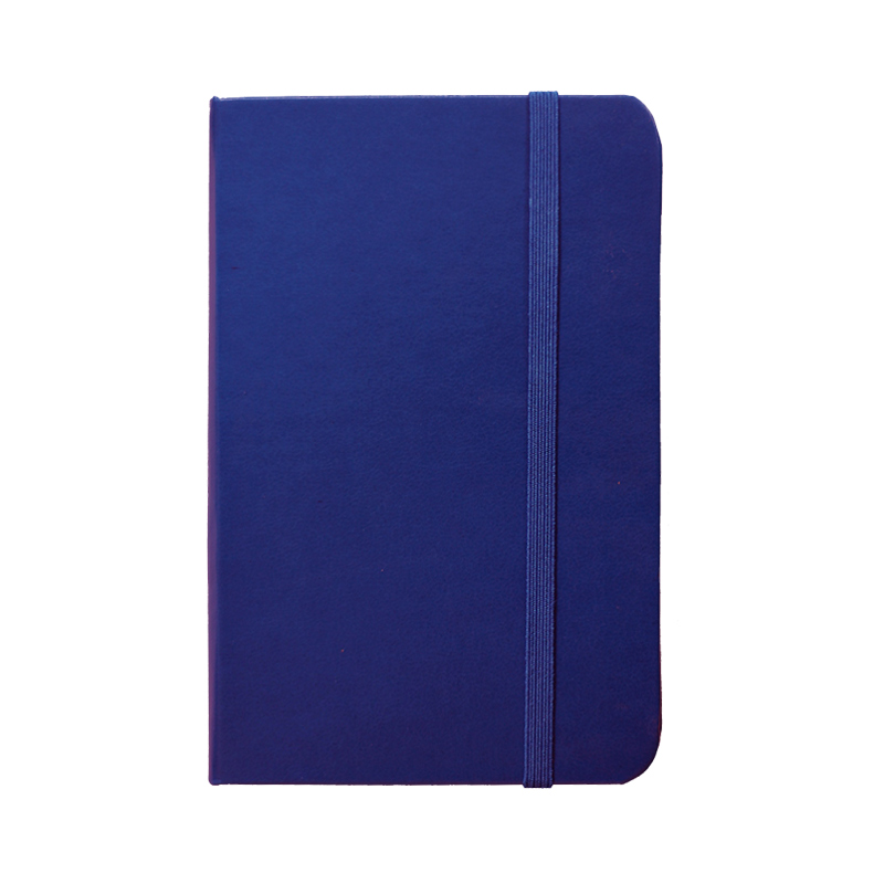 NOTES PRATIK M BLU NAVY, 13 x 21 cm