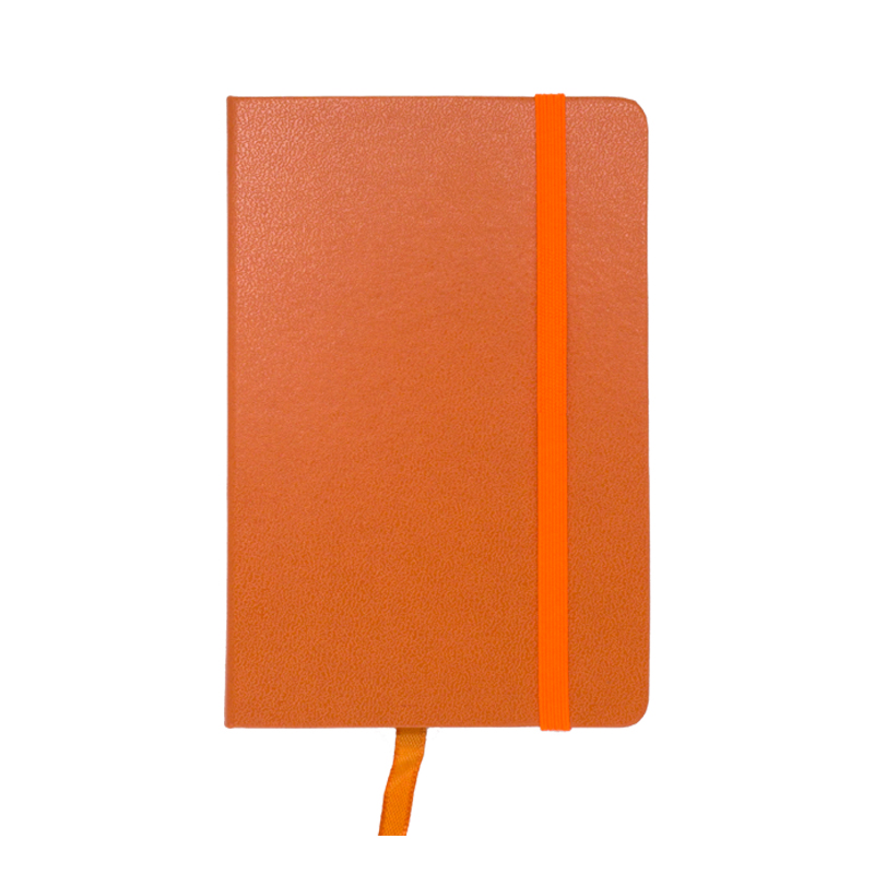 NOTES PRATIK M ORANGE, 13 x 21 cm