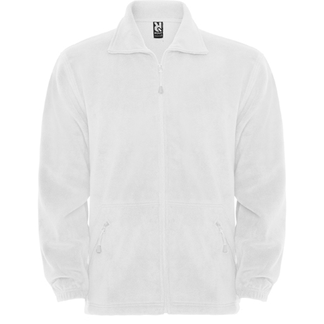 PIRINEO MAN JACKET S/S WHITE