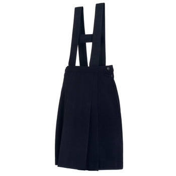SANTANA SKIRT WITH STRAPS SKIRT S/2 NAVY BLUE