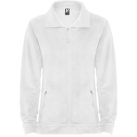PIRINEO WOMAN JACKET S/S WHITE