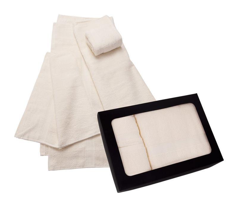 Crater towel set