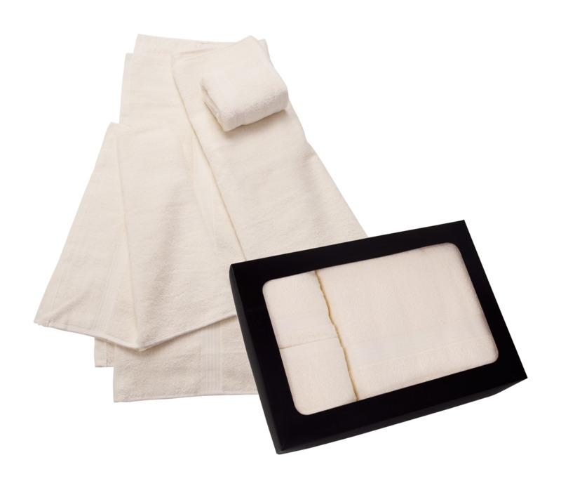 Crater towel set