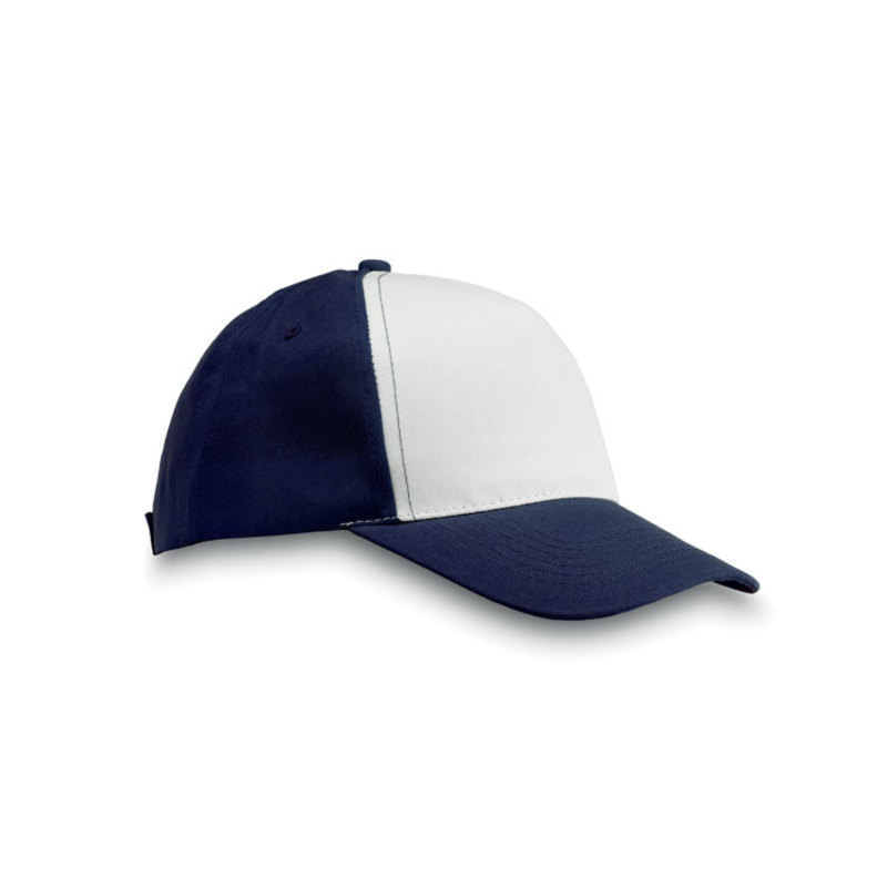 Polyester 5 panel baseball cap