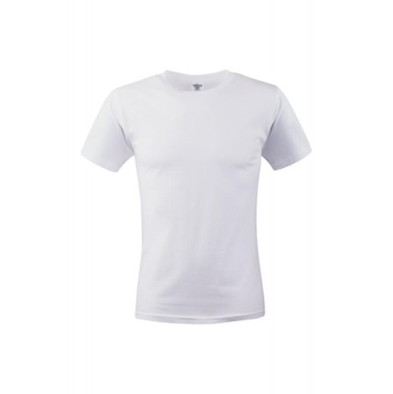 Men's short sleeve T-shirt, MC150, white, S