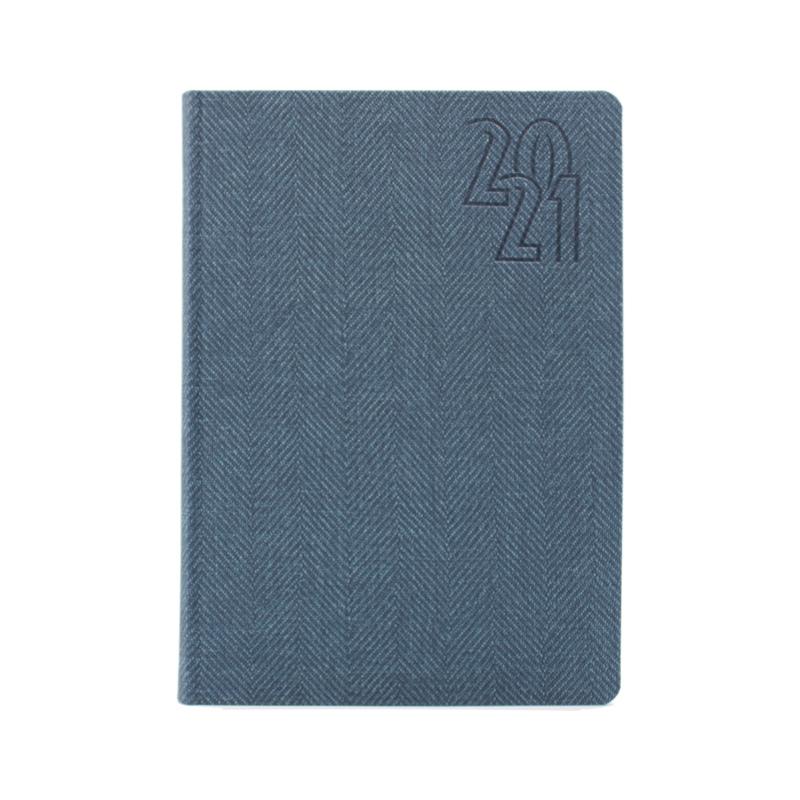 Agenda 460 Harris Flex Blu, zilnica 15 x 21 cm