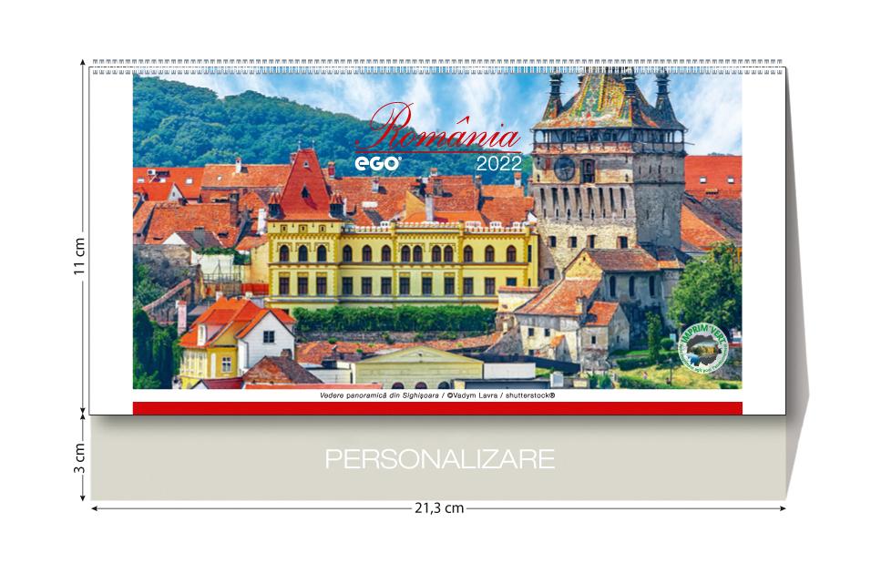 Calendar de birou ROMANIA