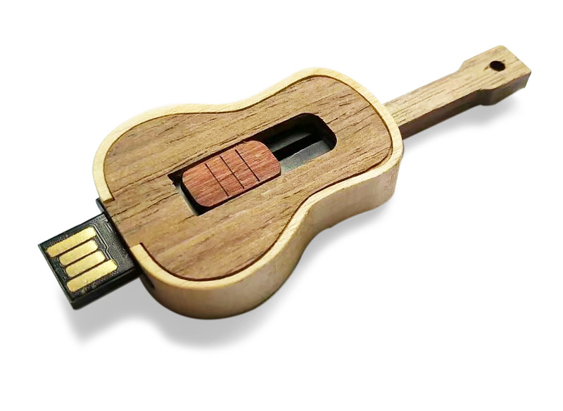 USB flash drive INDIWOOD 4 GB