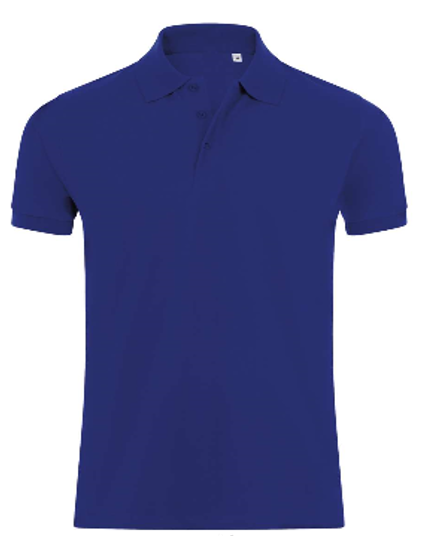 PHOENIX MEN COTTON-ELASTANE POLO SHIRT - M