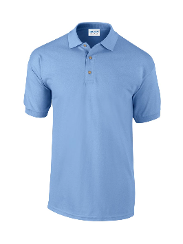 ULTRA COTTON™ ADULT PIQUE POLO SHIRT - BLEU - XL