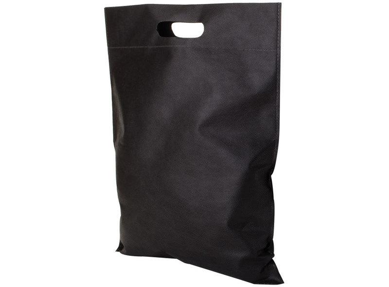 BAG IN TNT BLACK 38X35 cm