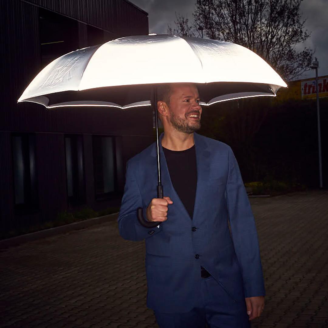 Regular umbrella Reflex Contrary