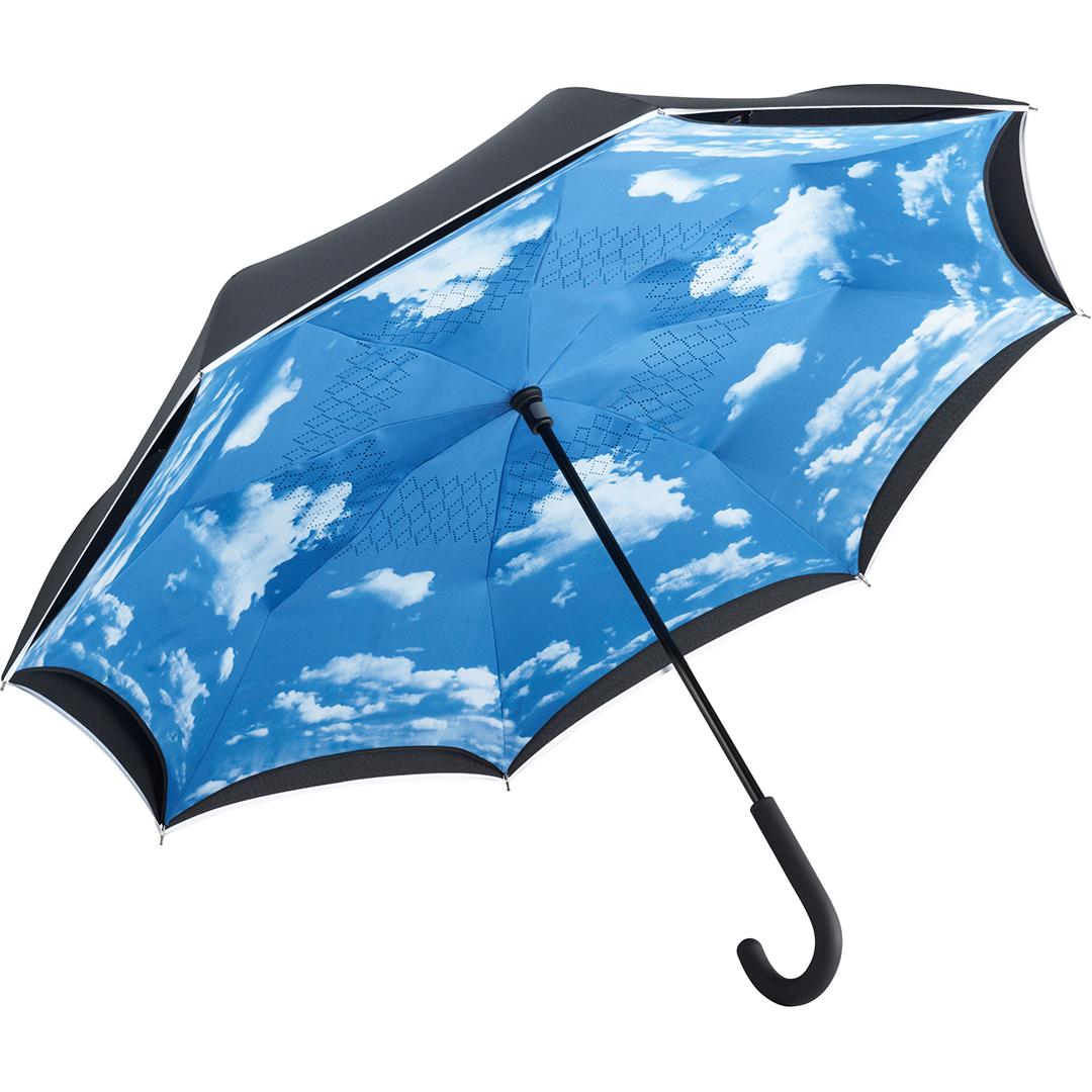 Regular umbrella Contrary