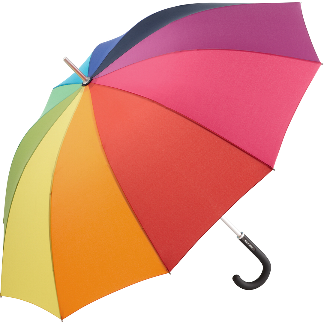 Midsize umbrella ALU light10 Colori