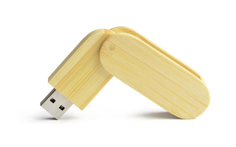 Bamboo USB flash drive STALK 8 GB