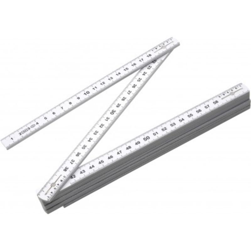 Folding ruler, 2 meters.