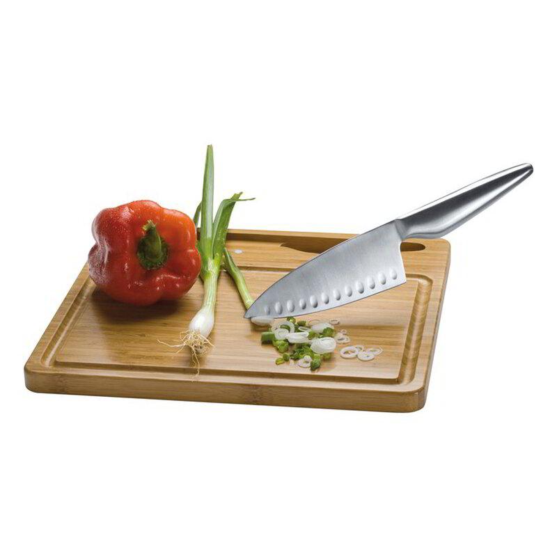 Cutting board with knife Mantova