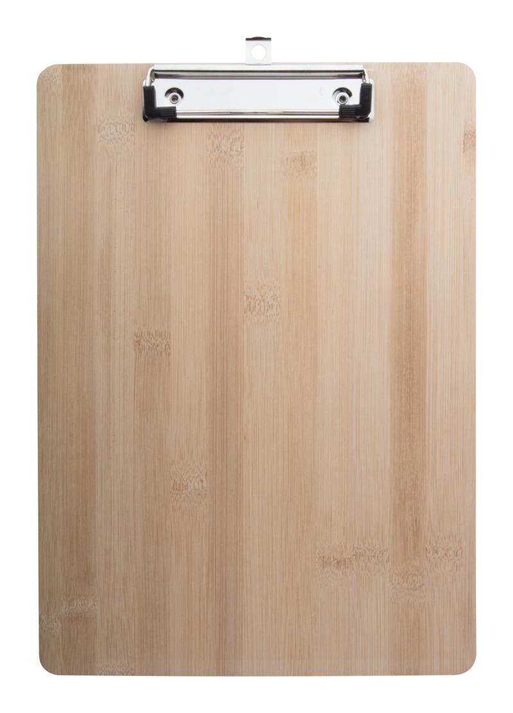 Bamboard bamboo clipboard