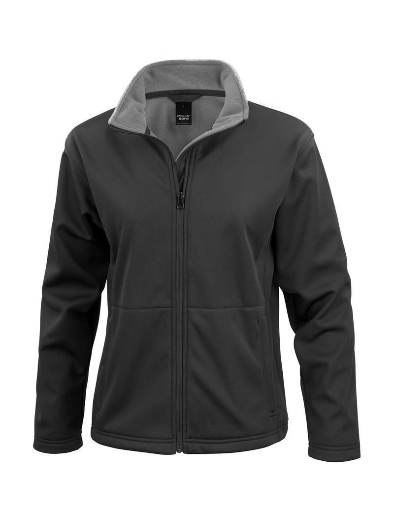 Ladies' Core Softshell Jacket