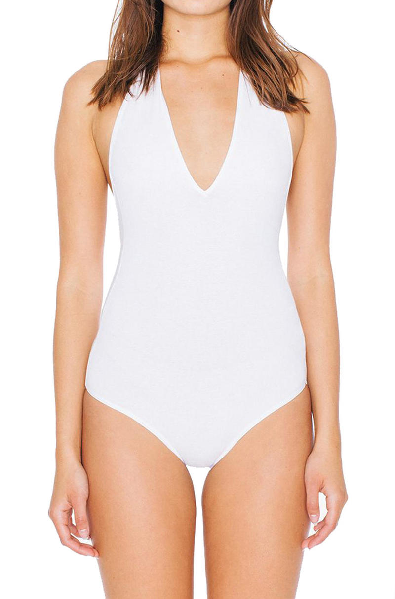 Women's Halter Bodysuit