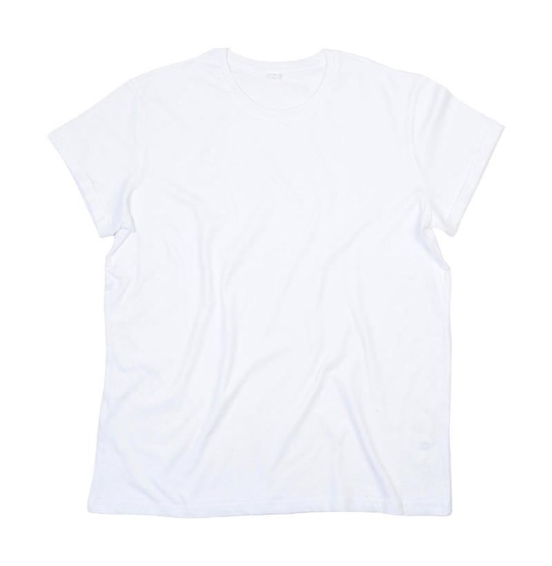 Men's Organic Roll Sleeve T