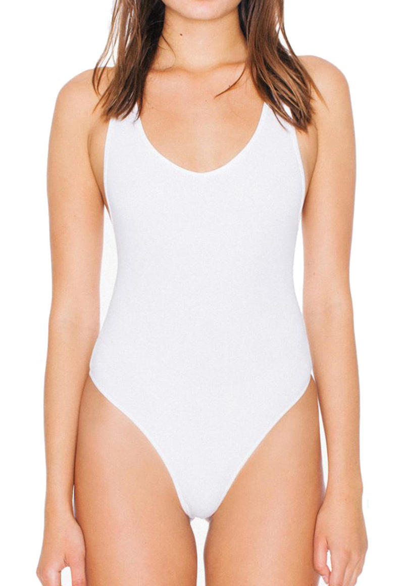 Women's Tank Thong Bodysuit