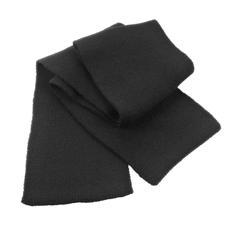 Classic Heavy Knit Scarf