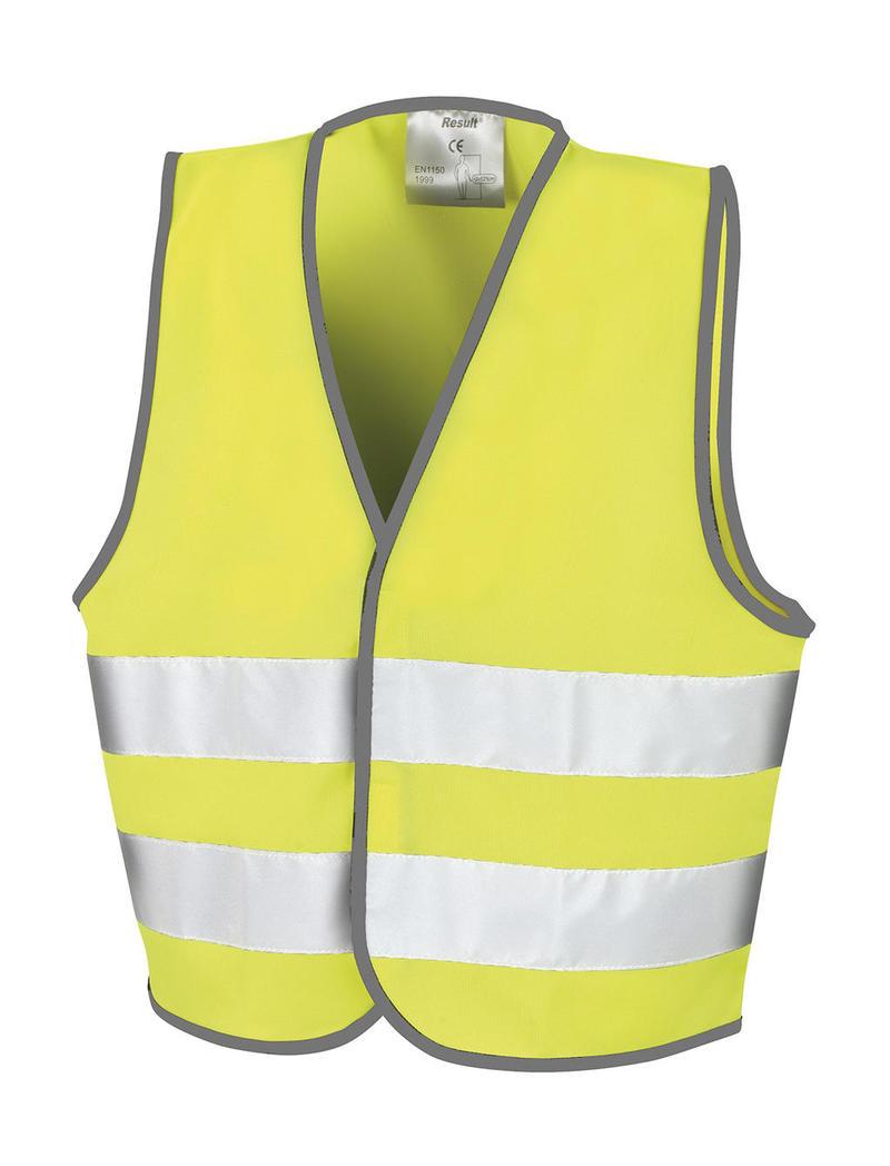 Junior Hi-Vis Safety Vest