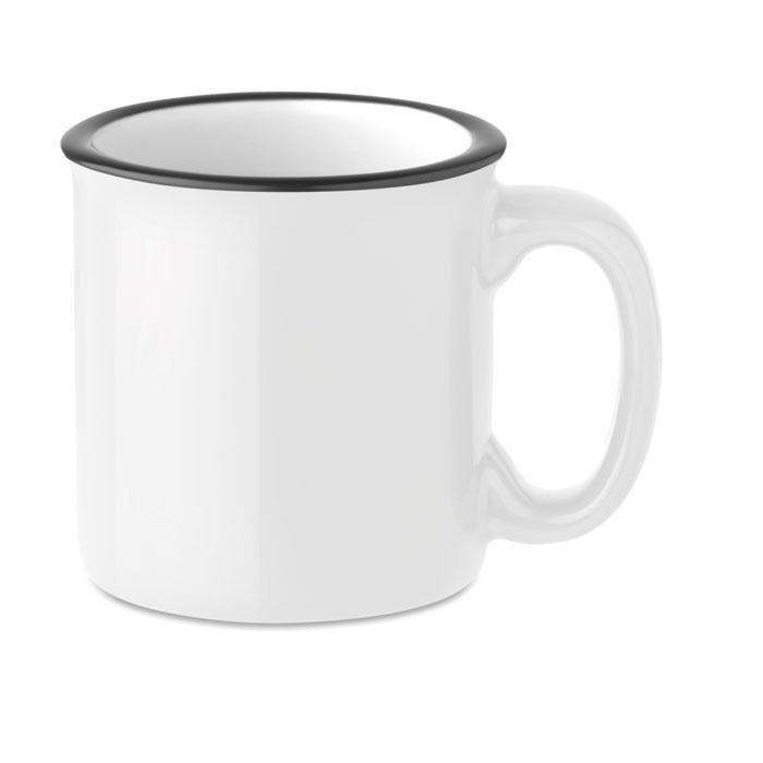Sublimation ceramic mug 240ml