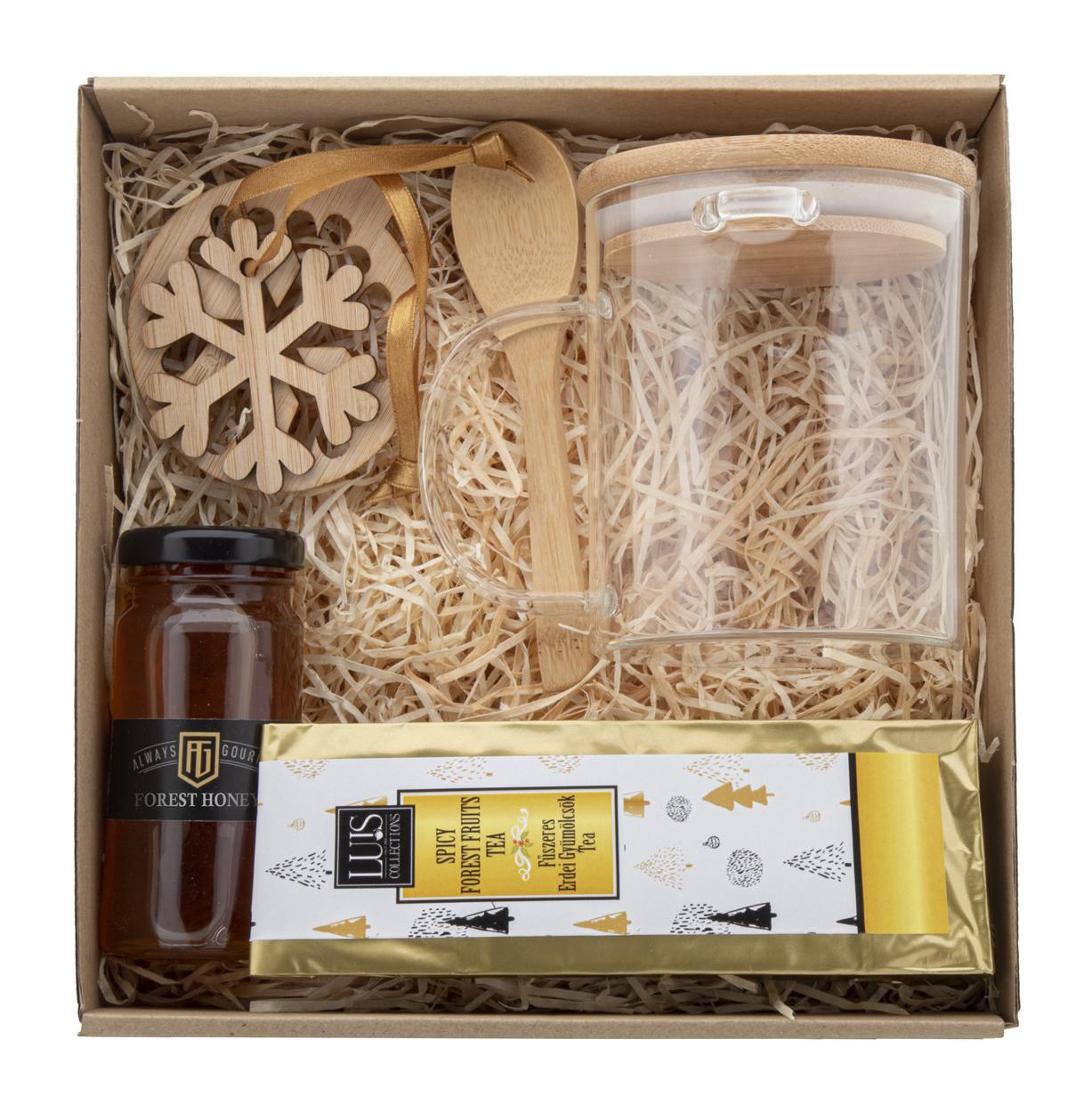 Bamburor tea gift set